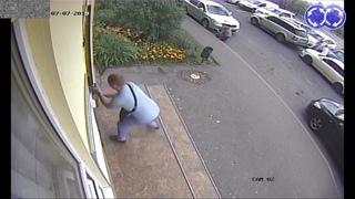 Сотрудник уголовного розыска с электрошокером напал на дворника в р-не Марьино.