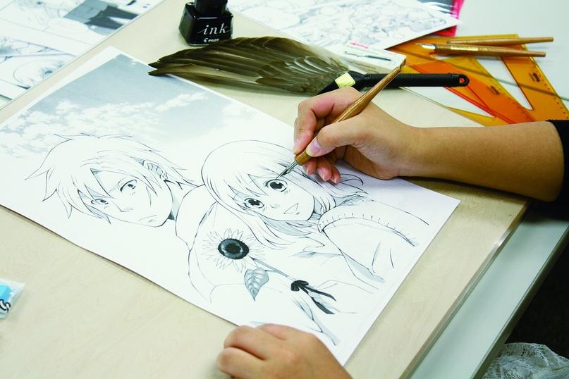 Сколько часов в месяц аниме-художники работают в Японии?, изображение №5
