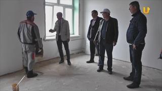 Новости UTV. Рабочий выезд главы администрации города Владимира Куликова