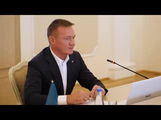 Роман Старовойта об особенностях своей предвыборной программы конкретных действий