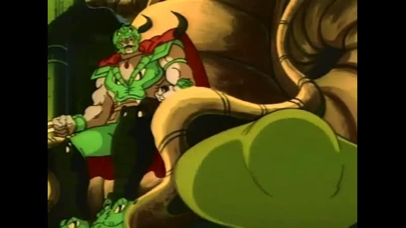 Конан искатель приключений Conan the Adventurer Земля в плену у людей змей часть 2 64 Серия