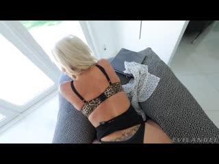 Nina Elle - Peer Pressured [All Sex, Hardcore, Blowjob, Big Tits, POV]