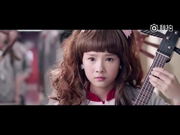 Трейлер нового китайского фильма «Наши сияющие дни» («闪光少女»)