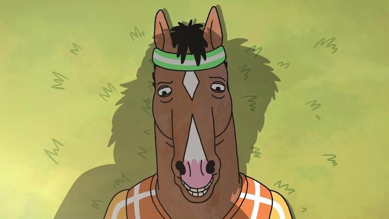 BoJack Horseman It gets easier Season 2 Ending