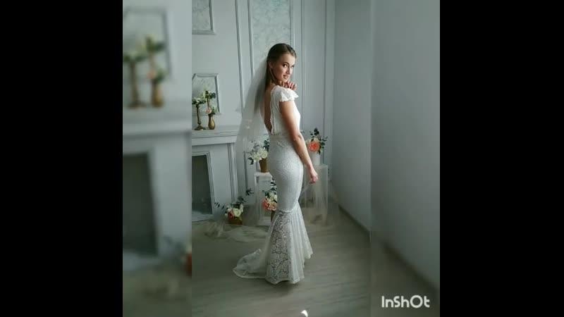 свадебное платье 44 46
