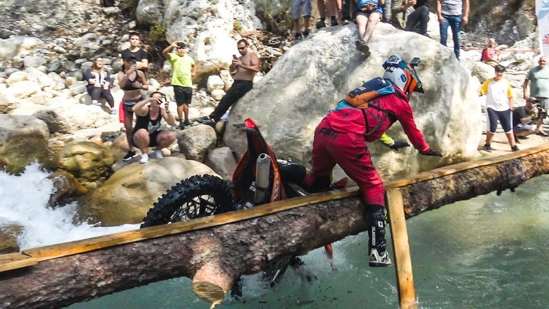 Hard Enduro Canyon Race | Sea to Sky X 2019