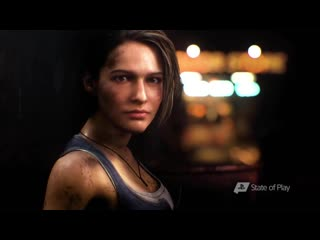 Resident Evil 3 Remake Trailer - Playstation State of Play