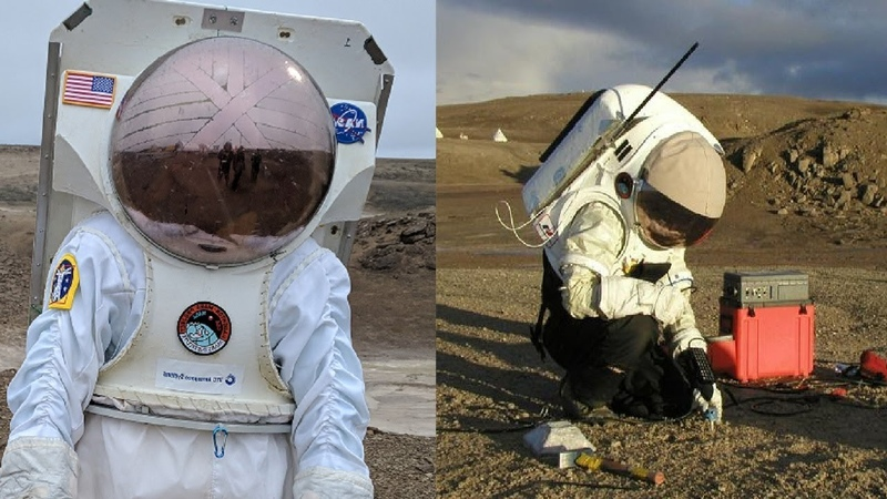 Think Earth Isn't Like Mars? Then You Need To See This!