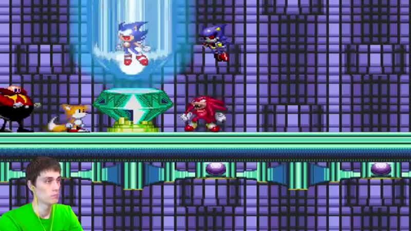 СОНИК.EXE - ХОРОШАЯ КОНЦОВКА! - Sonic.Exe Nightmare Beginning 7