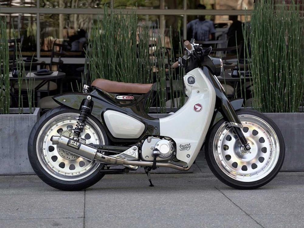 Кастомы Honda: Cub, Monkey и CRF450L