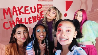 the worst makeup look we've done in our life