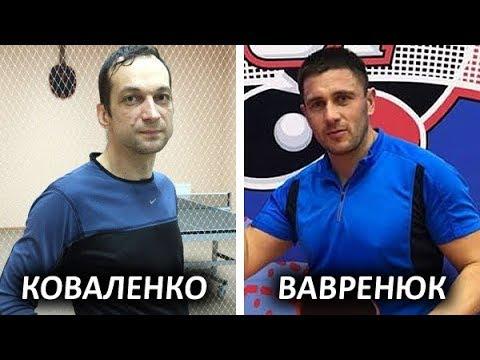 FH Short Pips VS FH Short Pips! and BH TIBHAR Grass Dtecs OX Коваленко - Вавренюк на турнире Wincup
