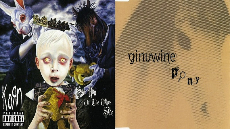 Korn Coming Undone But It's Pony By Ginuwine