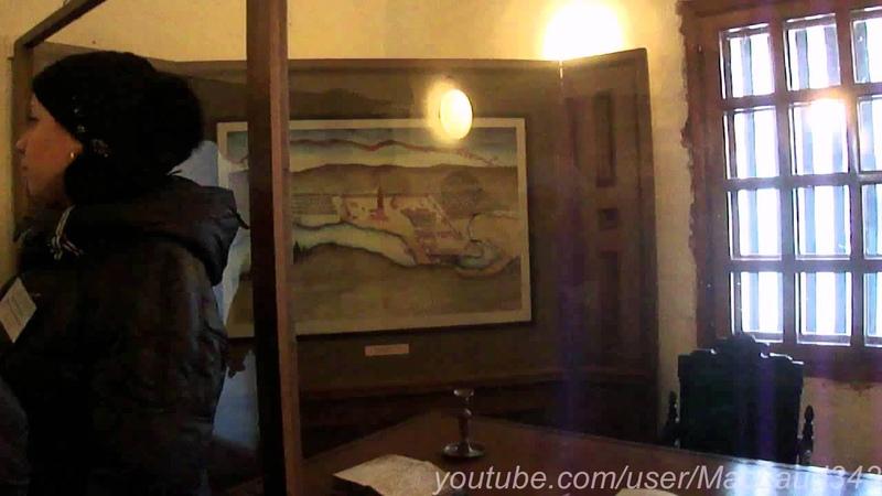 Видео экскурсия по Невьянской башне HD Часть 4