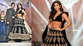 Katrina Kaif Turn Showstopper For Manish Malhotra | Lakme Fashion Week 2019