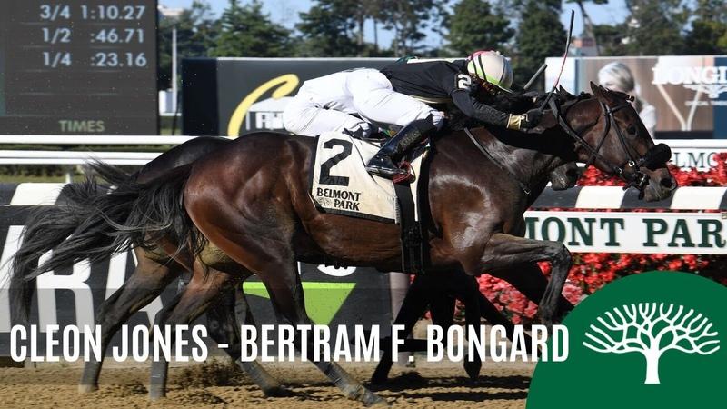 Bertram F. Bongard Stakes 2019