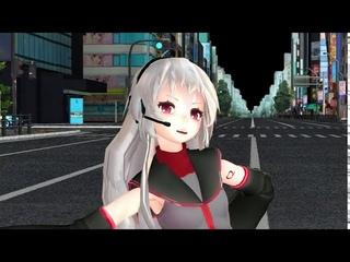 [UTAU cover] Brain Revolution Girl - Sukone Tei [ MMD 60fps ]