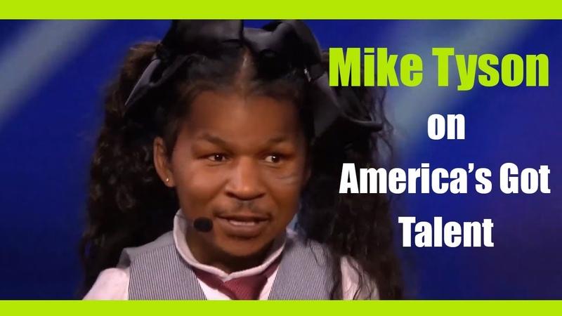 Hit it Toots! Mike Tyson Deepfake