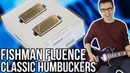 Fishman Fluence Classic Humbuckers Demo Review || Classic Sounds Meet Modern Tech!!
