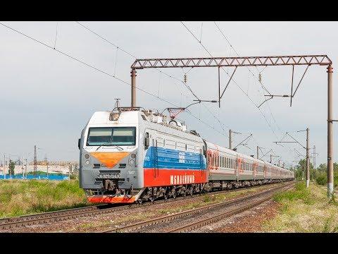 ZDSimulator cценарий пассажирского поезда №460 Адлер Тамбов часть 2