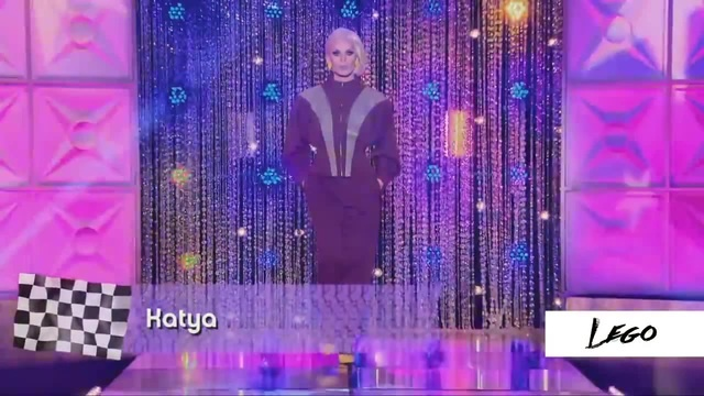 RuPauls Drag Race - Katya (I Learned From The Best) · coub, коуб