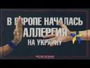 В Европе началась аллергия на Украину Руслан Осташко