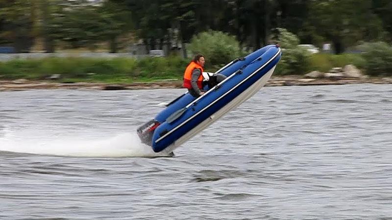 Электродвигатель для лодки своими руками!