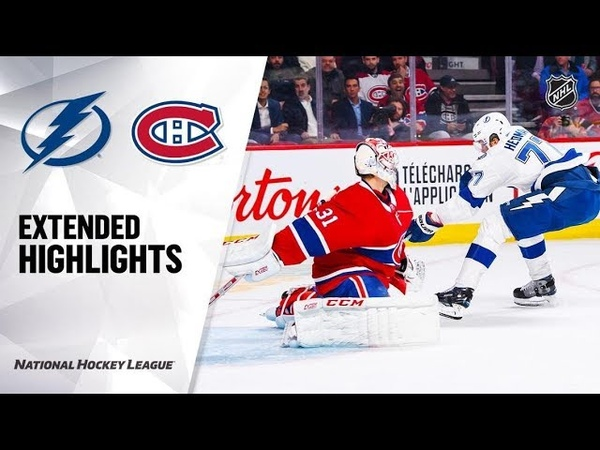 Tampa Bay Lightning vs Montreal Canadiens Oct 15, 2019 HIGHLIGHTS HD