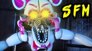 """(SFM) FNAF FUNTIME FOXY SONG """"Dead but Not Buried"""" [OFFICIAL ANIMATION]"""