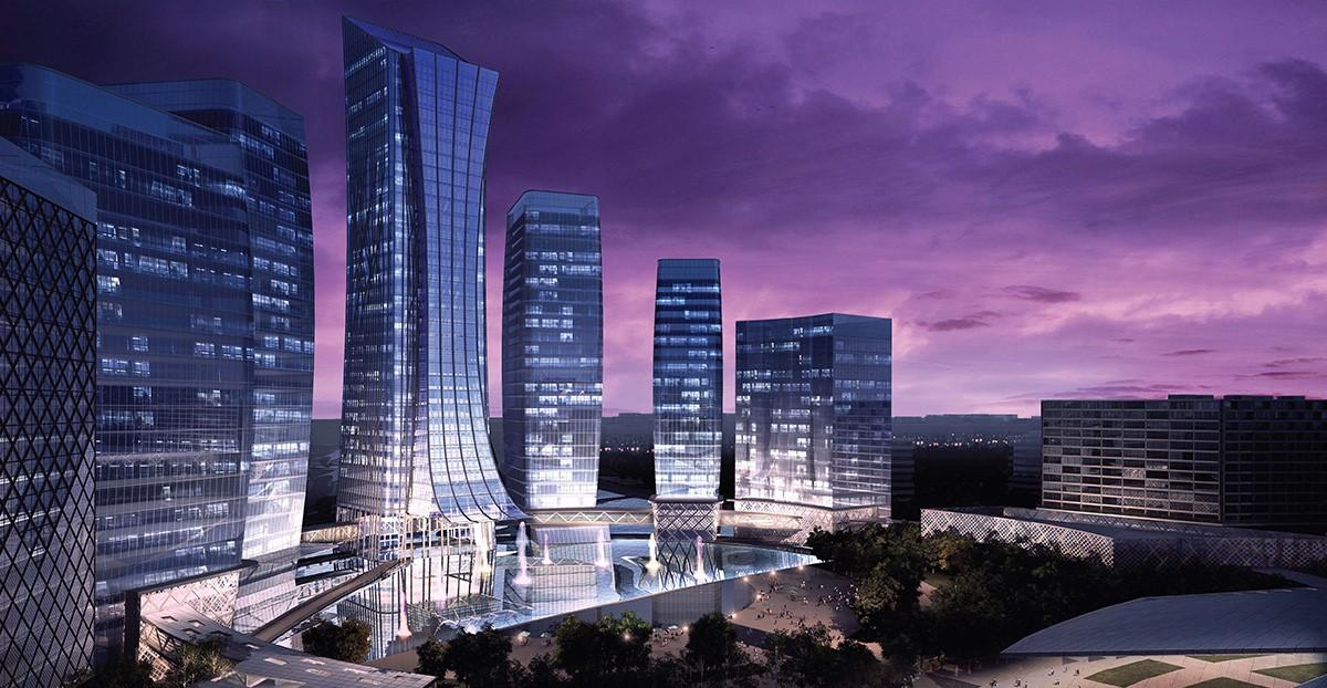 В столичном комплексе «Минск Мир» стартовали продажи дома с квартирами с полной отделкой!