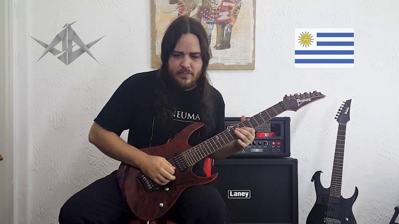 Himno Nacional de Uruguay Versión Heavy Metal