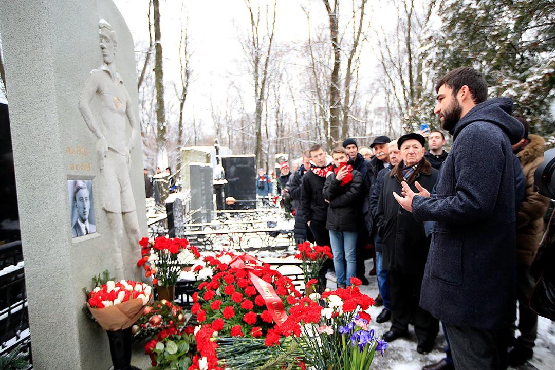 День памяти Игоря Нетто (Видео)