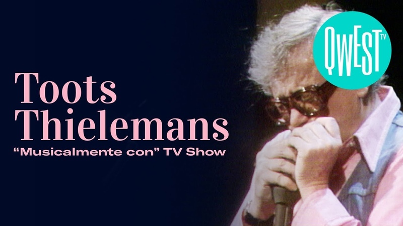 Toots Thielemans ft Bruno Castelucci Isn't She Lovely ARCHIVES Qwest TV's CONCERTS