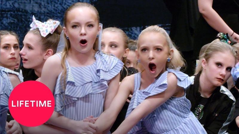 Dance Moms Lilly's PERFECT SCORE Makes Waves Season 8 Lifetime