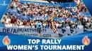 Women's BEST RALLY of Hamburg2019 FIVB Beach Volleyball World Championships 2019