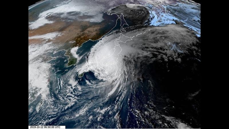 DERNIÈRE HEURE TYPHON 'HAGIBIS' Inondations généralisées après les pluies extrêmes