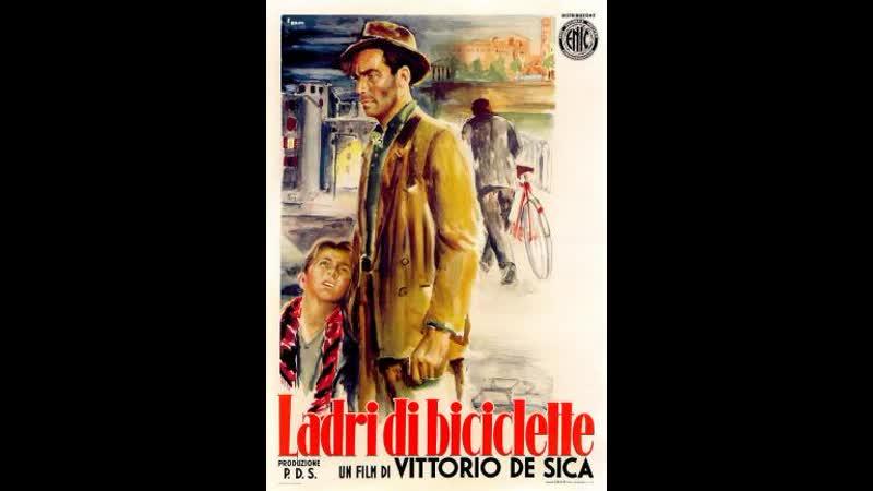 El ladron de bicicletas 1948