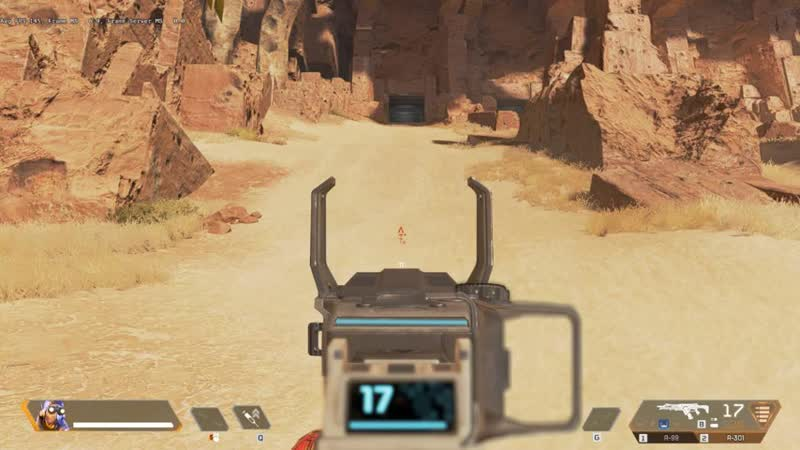 Assault Rifle Combo Sight, 1x digi 2x scope. Should assault rifles get something like this We have not seen any new scopes, s