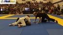 Kal El Tewell vs James Ribolla Match 2 FUJIBJJ Indiana State Championship Series JiuJitsu