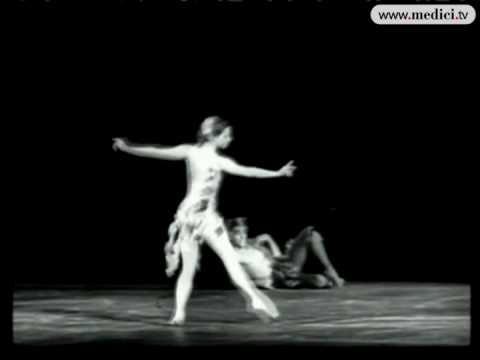Maya Plisteskaya dances on Gounod's Walpurgis Night