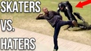 Skaters Vs. The Haters 2019! (People, Scooters, Wins, Fails)