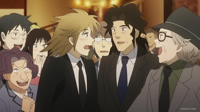 [END] Piano no Mori 2nd Season TV-2 / Рояль в Лесу ТВ-2 - 12 серия | Veda, Linad Berofu [AniMaunt.org]