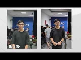 Google Pixel 4 XL vs Samsung Galaxy Note 10 Plus- So snh camera