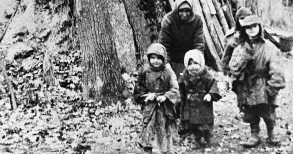 Дети партизан
