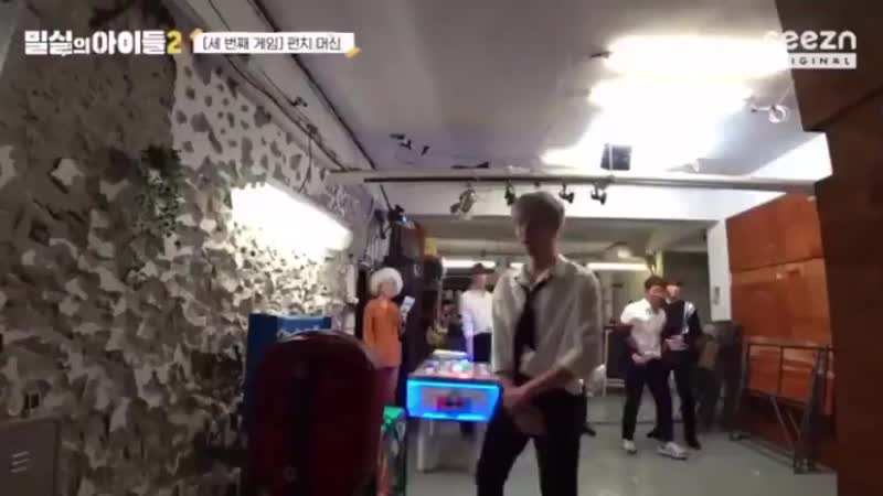 Sanggyun x idols escape room 2 「200226」