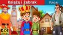Książę i żebrak Bajki na Dobranoc Polish Fairy Tales