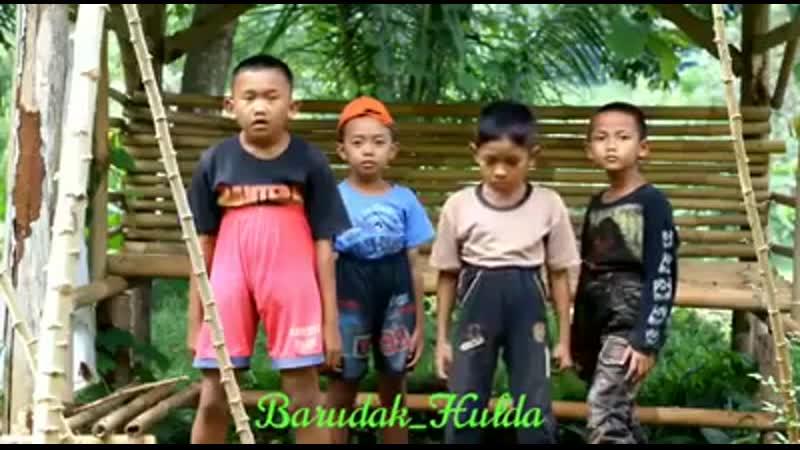 4 Anak Joget Lucu Lagu Banjar