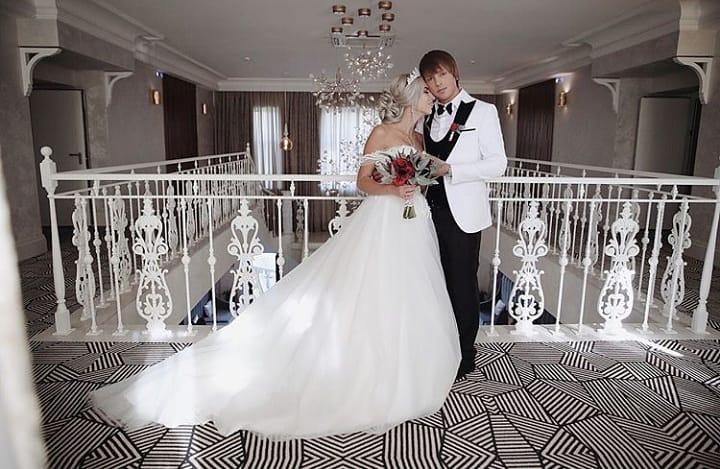 Свадьба Наташи Игруновой и Павла Уломского
