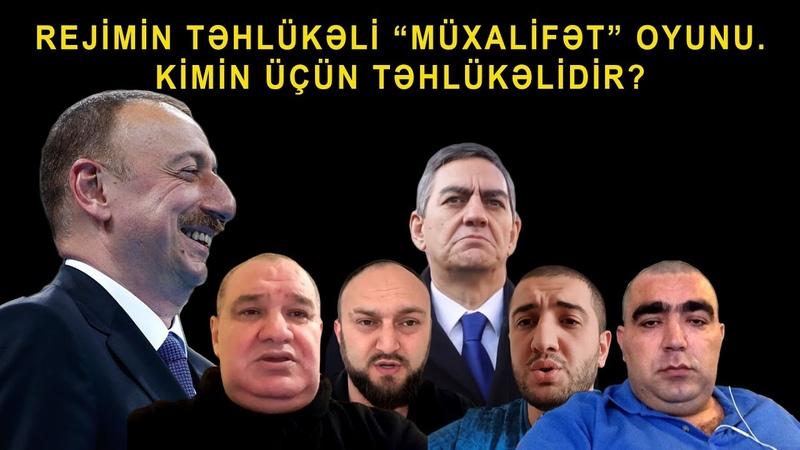Xalq seçim qarşısında Təhlükəli saxta müxalifət yoxsa