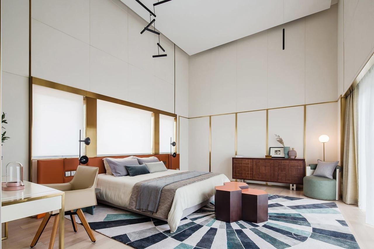 Роскошная резиденция  от студии CO-DIRECTION DESIGN
